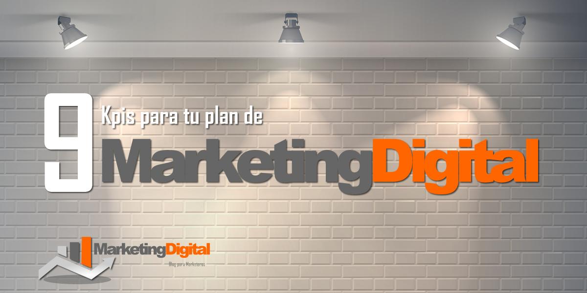 Crea los KPIS de Marketing Digital 2020