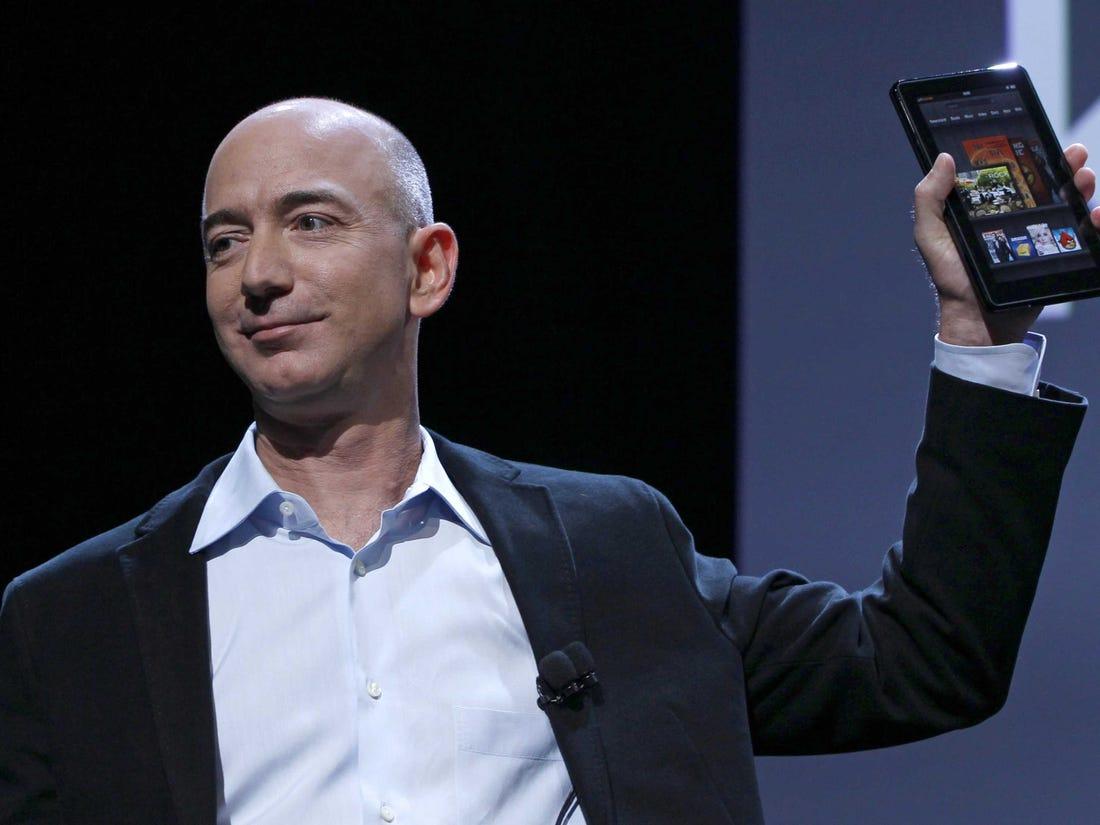 Los 10 libros recomendados por Jeff Bezos CEO de Amazon