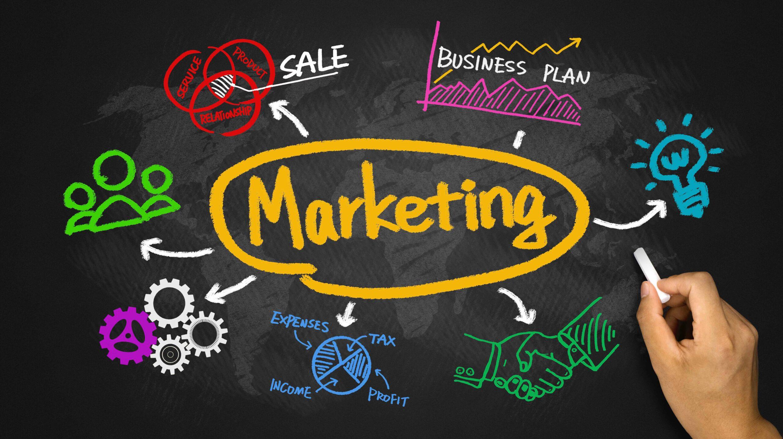 Top 5 Fuentes de información para Marketeros